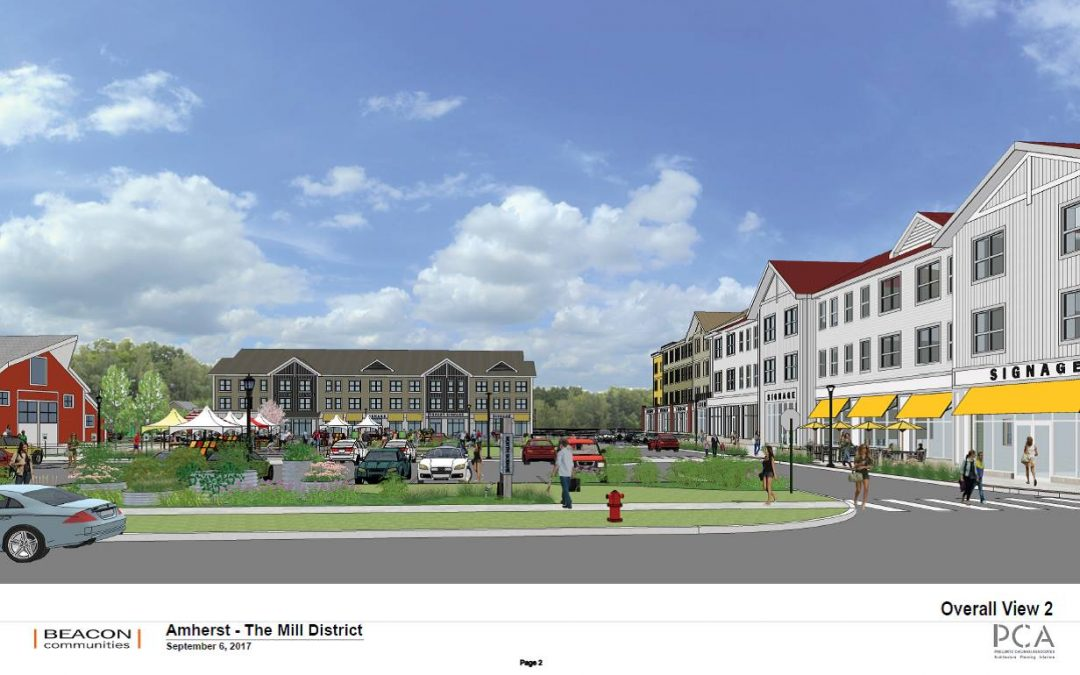 Gov. Charlie Baker expected at groundbreaking for North Amherst housing project