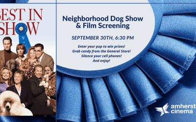Neighborhood Dog Show & 'Best in Show' Movie Screening!