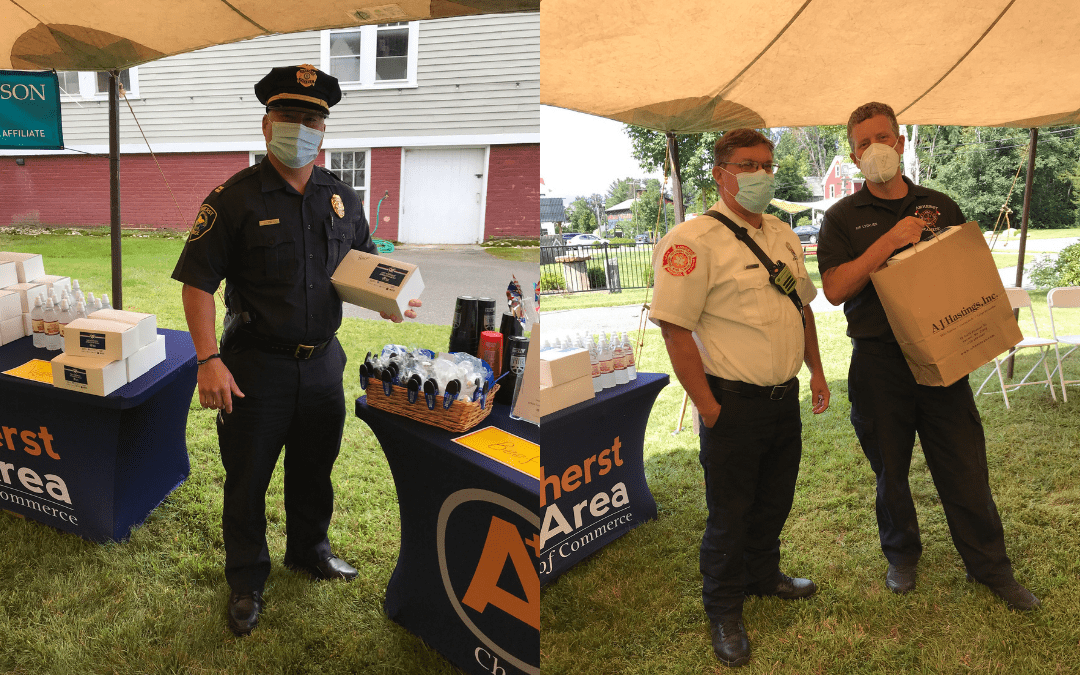Mill District hosts Annual First Responder's Picnic